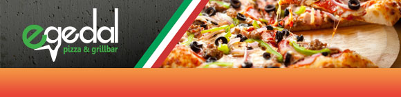 Egedal Pizzaria Bundbanner